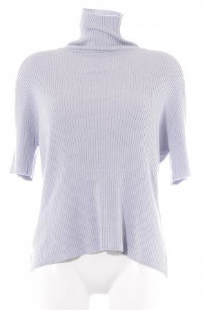 ae elegance Turtleneck Shirt azure casual look