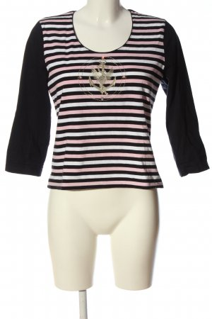 ae elegance Stripe Shirt striped pattern casual look