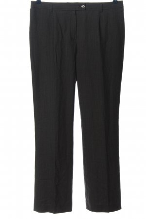 ae elegance Jersey Pants black business style