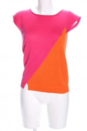 ae elegance Knitted Jumper pink-light orange casual look