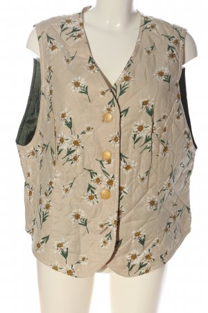 ae elegance Knitted Vest allover print casual look
