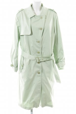 ae elegance Trench Coat green business style