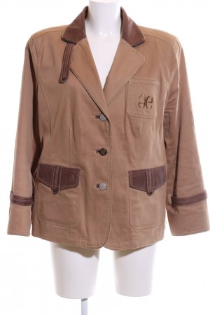 ae elegance Between-Seasons Jacket nude-brown business style