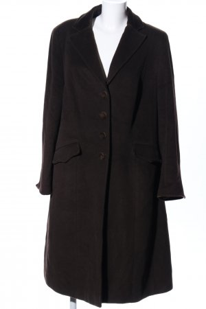 ae elegance Wool Coat brown casual look