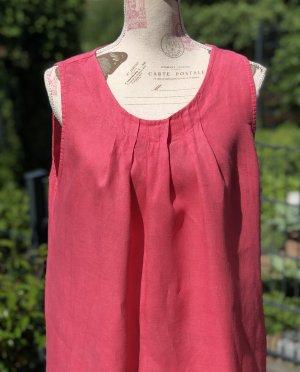 Ä Sommer Kleid aus Leinen