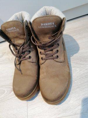 Dakota Snow Boots sand brown-light brown