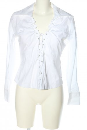 Änny N Long Sleeve Blouse white business style