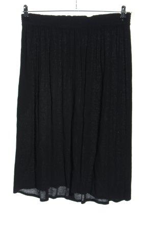 Änny N Midi Skirt black business style