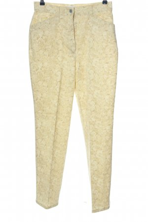 Änny N Jersey Pants natural white-nude allover print casual look