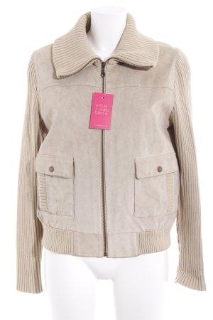 Änny N Between-Seasons Jacket beige casual look