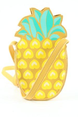 Aerie Bandolera amarillo pálido-turquesa elegante