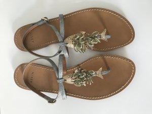 AERIN Sandalo con cinturino e tacco alto multicolore