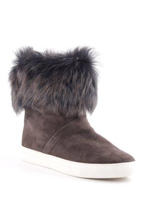 AERIN Zapatos sin cordones multicolor Pasamanería de piel