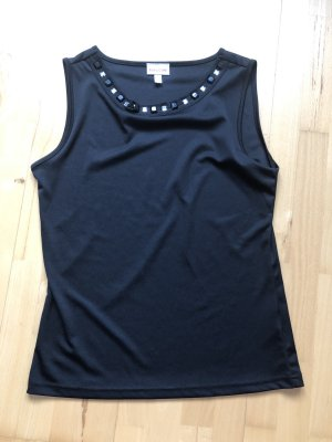 Biaggini Sleeveless Blouse black