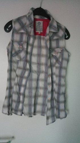 LTB Blusa senza maniche multicolore
