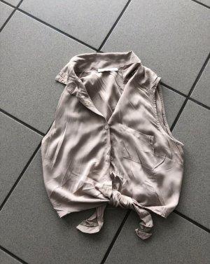Ärmellose Bluse