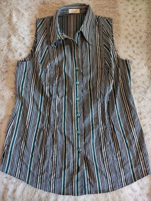Ärmellose Bluse, Bonita, Gr. 40, kurzarm