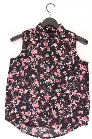 Ärmellose Bluse Größe 36 mehrfarbig
