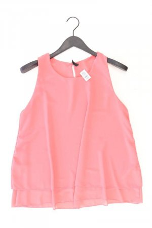 Ärmellose Bluse Größe L pink aus Polyester