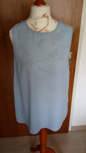 Atmosphere Sleeveless Blouse azure polyester