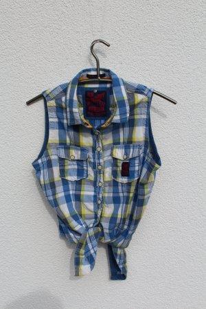 ärmellose Bluse/Hemd von SUPERDRY