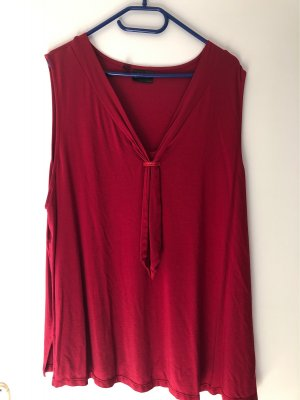 bpc selection Sleeveless Blouse red