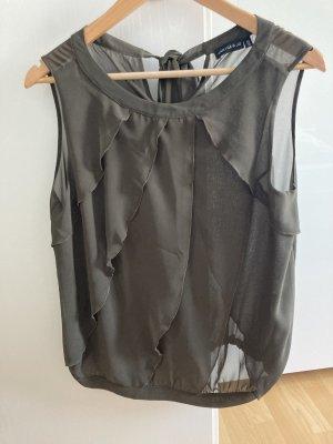 Ärmellose Bluse von Janice & Jo