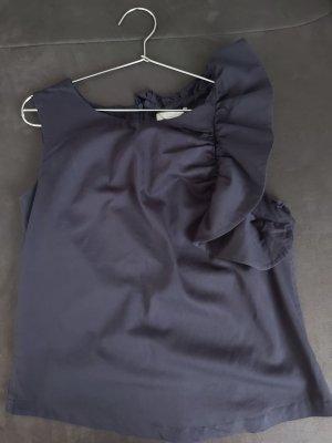 Ärmellose Bluse von The Shirt Company London