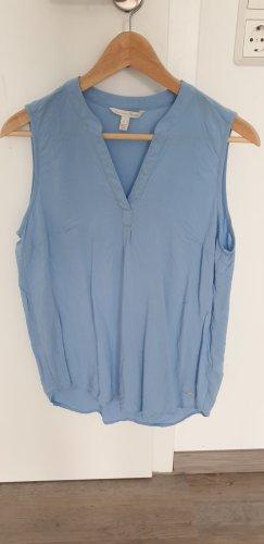 Ärmellose Bluse von Tom Tailor in Gr. M