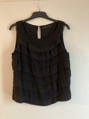 Ärmellose Bluse von Zara Woman