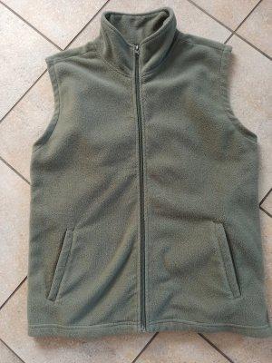 Joy Fleece vest khaki