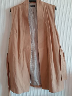Miss Selfridge Long Jacket bronze-colored-rose-gold-coloured