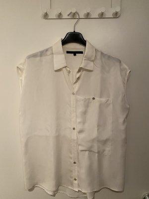 Minimum Oversized Blouse white