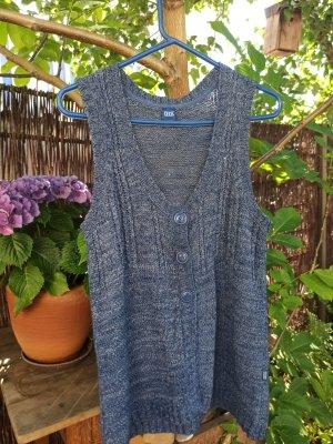 Cecil Smanicato lavorato a maglia blu