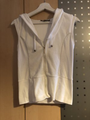 Tally Weijl Hooded Vest natural white