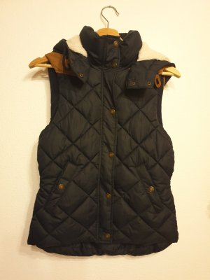 LOGG Hooded Vest multicolored polyester