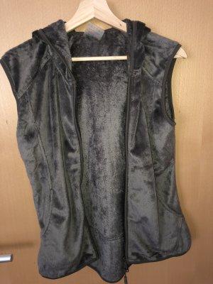 Tchibo / TCM Fur vest light brown