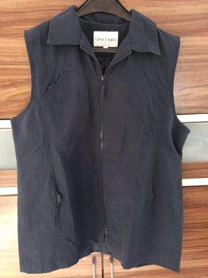 Gina Laura Sports Vests dark blue