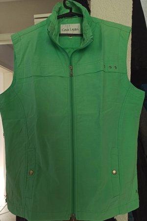 Ginalaura Sports Vests green