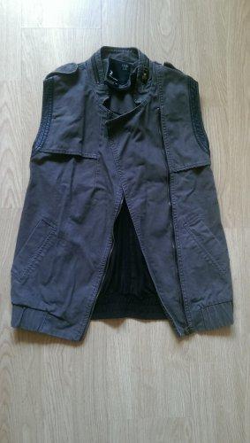 Ärmellose Weste von Tally Weijl in Jeans-Optik