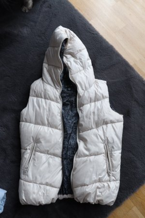 Amisu Hooded Vest beige