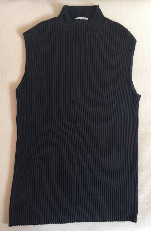 Aust Fine Knitted Cardigan black silk