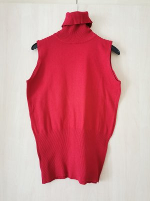 Neckholder Top red