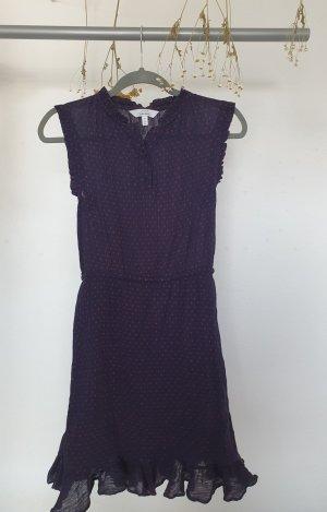 Ärmelloses, dunkelblaues Kleid von &otherstories