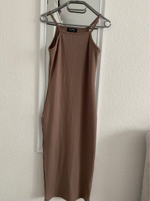 Club L Pencil Dress mauve-grey lilac