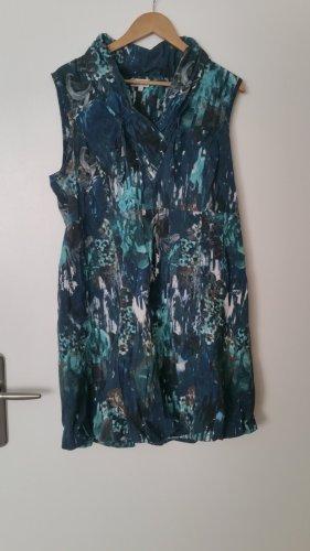 Gina Laura Beach Dress azure