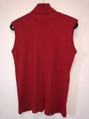 Identic Turtleneck Shirt red