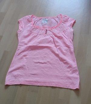 H&M T-shirt różowy