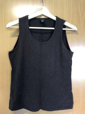BC Best Connetions Koszulka basic czarno-brązowy