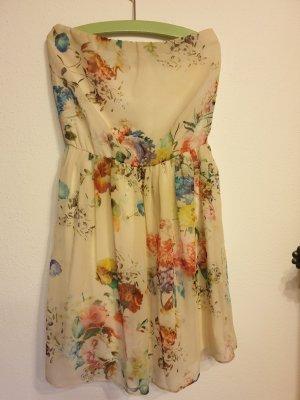 Zara Trafaluc Robe Hippie multicolore polyester